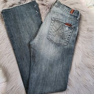 Denim - 7 SEVEN FOR ALL MANKIND Jeans